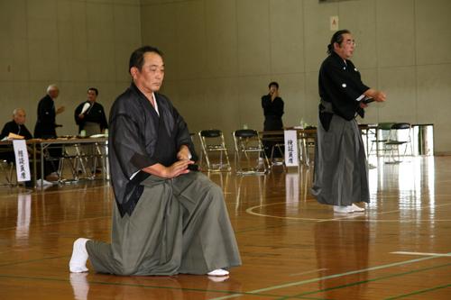 全日本居合道连盟(九州大会)平成23年度图片